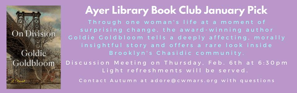 Book Club Feb20 slider