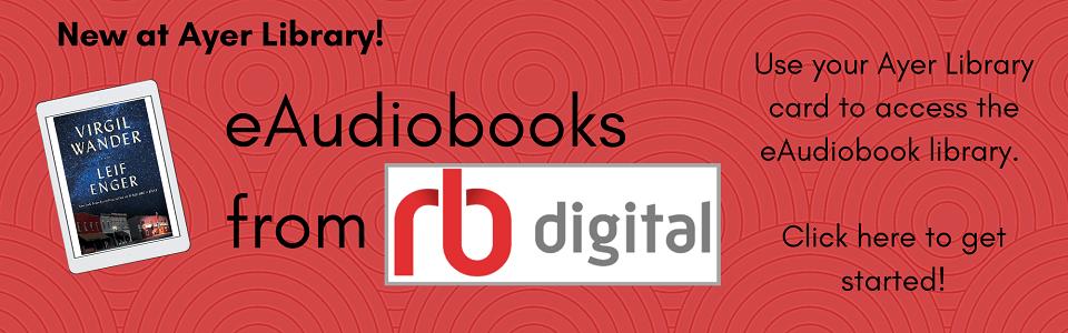 RBD eAudiobook banner