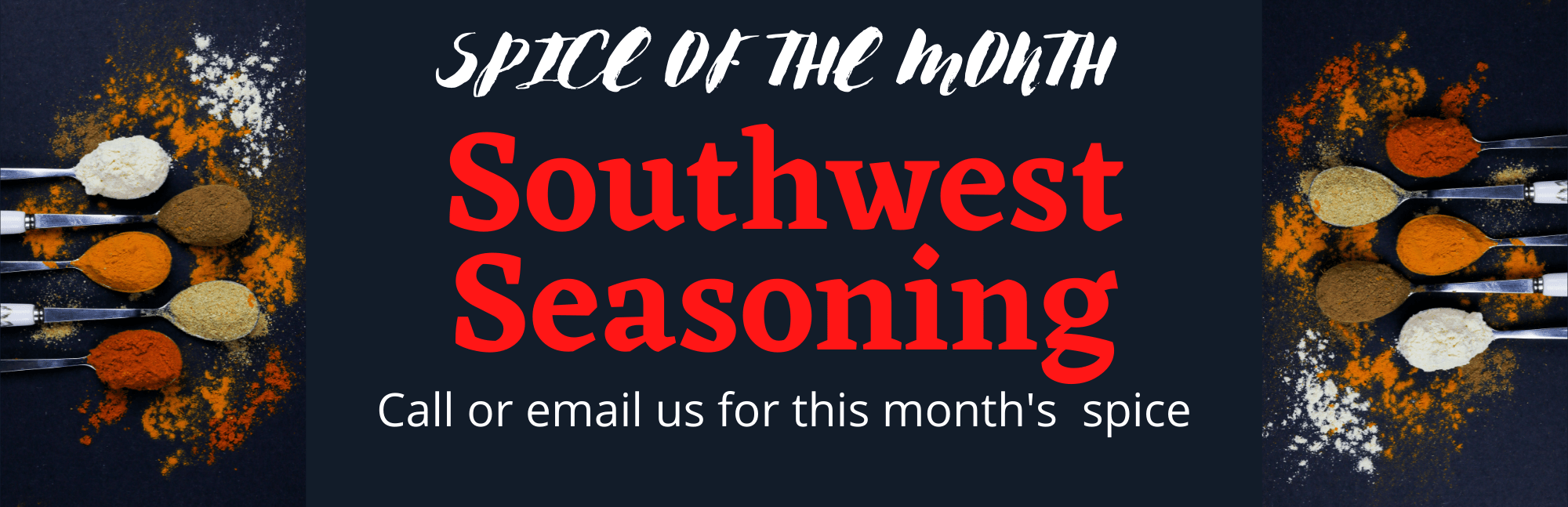Southwest Seasoning Kit