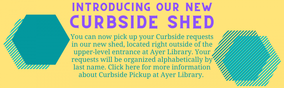 Curbside Shed